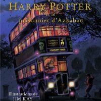 HARRY POTTER ET LE PRISONNIER D'AZKABAN – VERSION ILLUSTREE