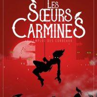 LES SOEURS CARMINES – TOME 1 – LE COMPLOT DES CORBEAUX