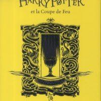 HARRY POTTER ET LA COUPE DE FEU – POUFSOUFFLE
