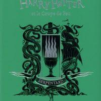 HARRY POTTER ET LA COUPE DE FEU – EDITION SERPENTARD