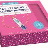 MON JOLI COLLIER CRISTAUX MAGIQUES