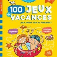 SAMI ET JULIE -100 JEUX DE VACANCES – DU CP AU CE1 – CAHIER DE VACANCES 2021