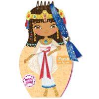 MINIMIKI – CARNET CREATIF – FARAH EN EGYPTE