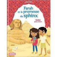 FICTION MINIMIKI – MINIMIKI – LA PROMESSE DU SPHINX – TOME 34